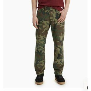 Levi's Levis Men 541 Athletic Taper Military Army